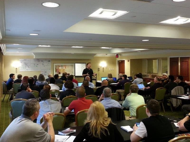 Stephen Oliver Marketing Bootcamp for Financial Advisors