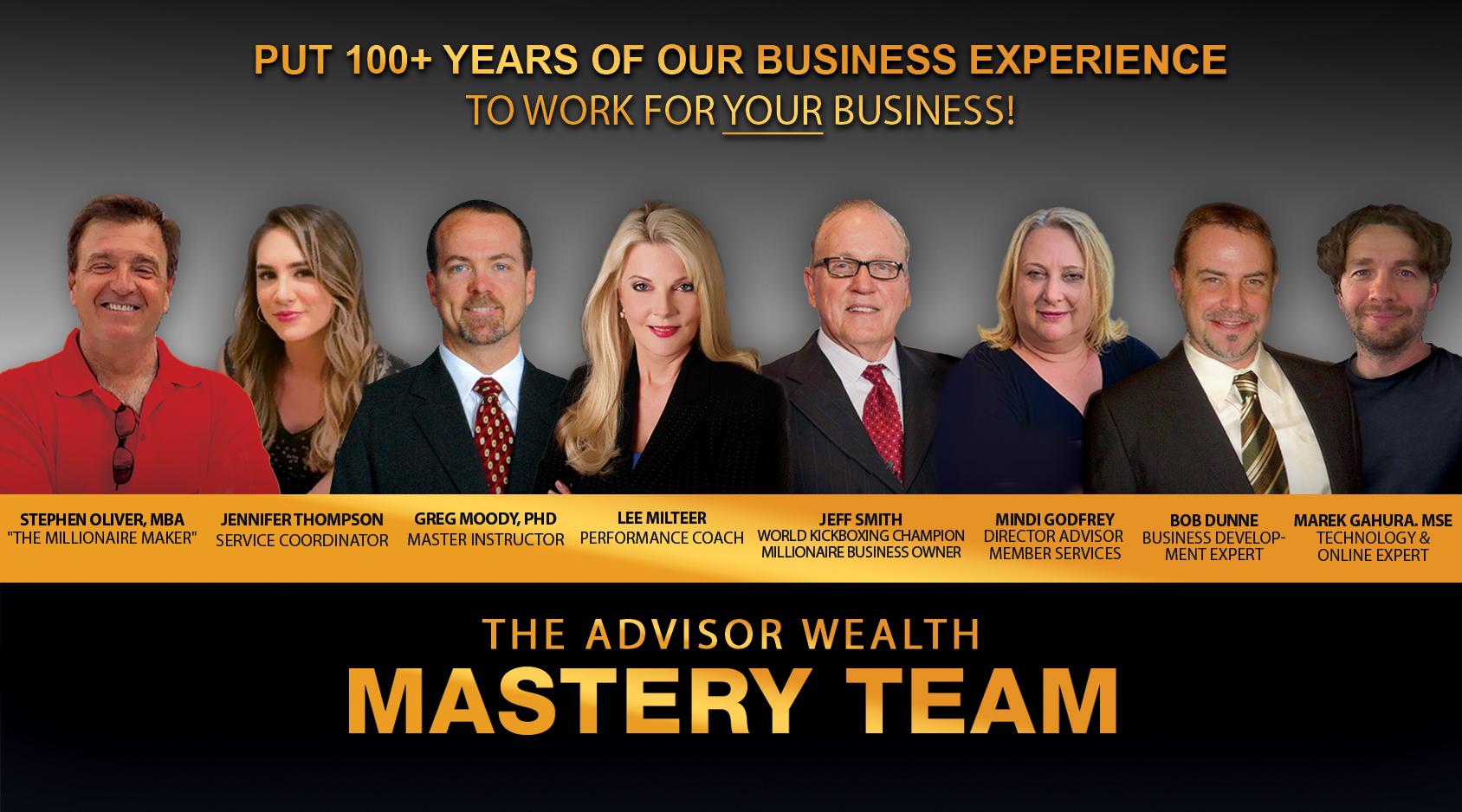 Mastery Team