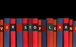 Never stop learning. Continuing education matters for financial advisors.