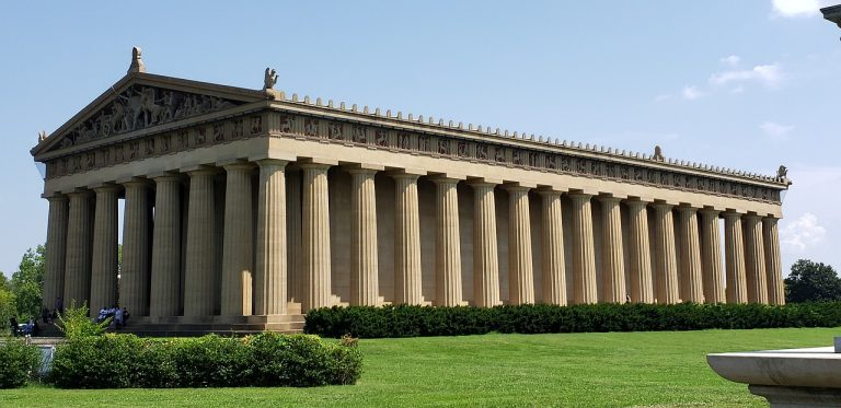 Marketing parthenon for financial advisors has enough pillars to support your practice.