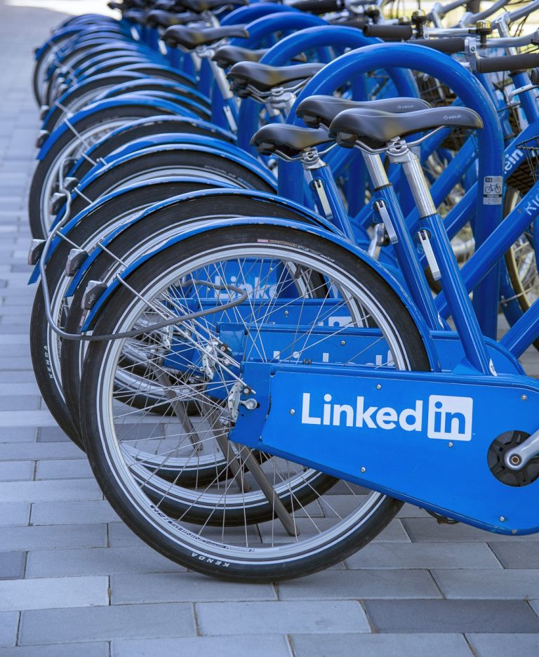 LinkedIn is a good resource for financial advisors.