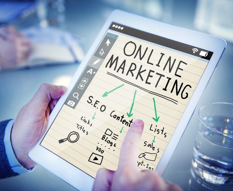 online marketing options