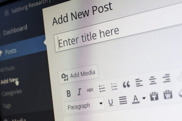 Blogging for Financial Advisors