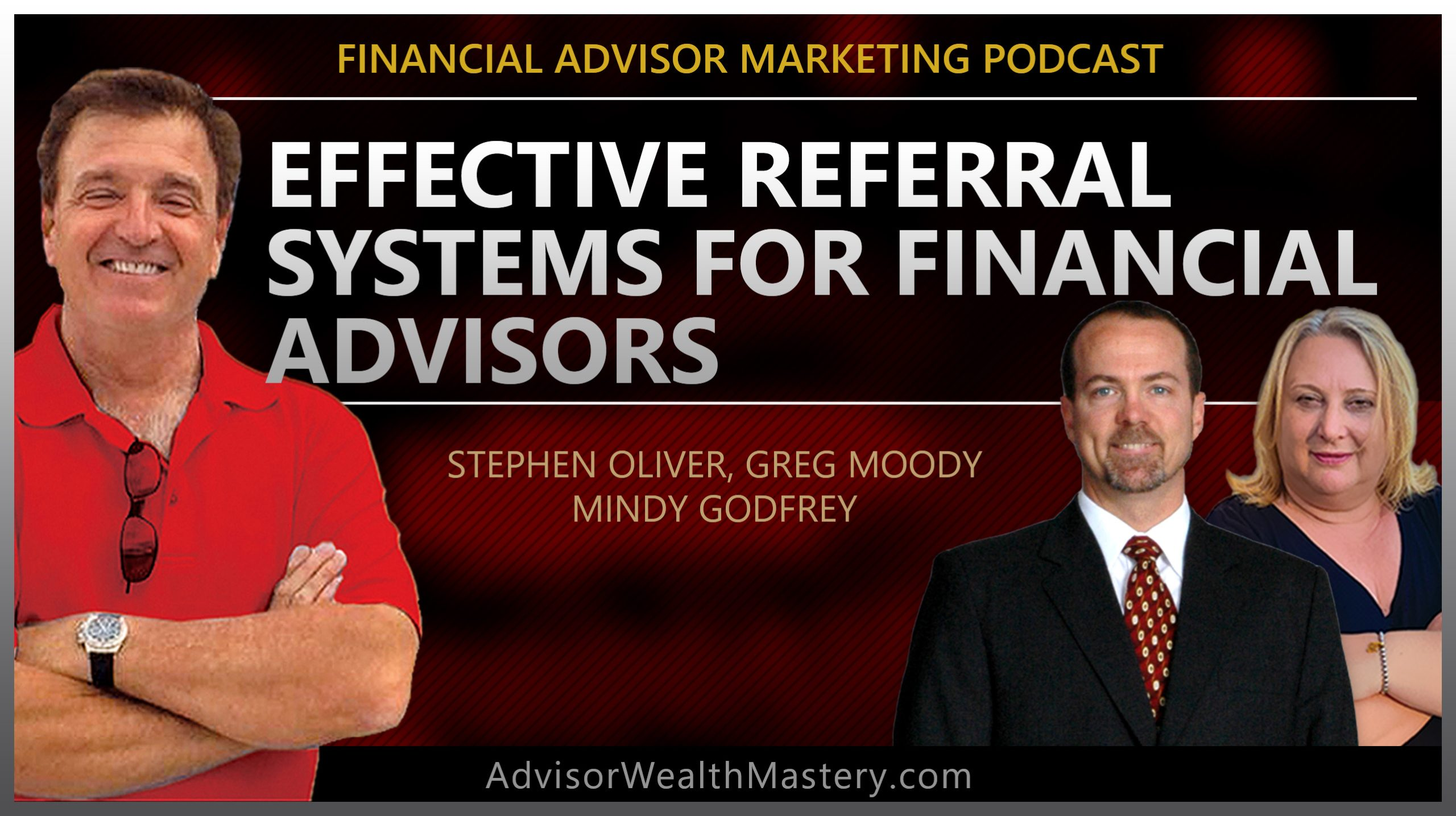 Effective Referral Systems for Financial Adv