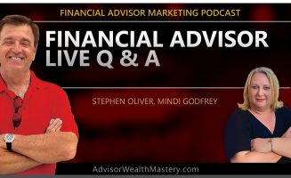 Financial Advisor Marketing Podcast